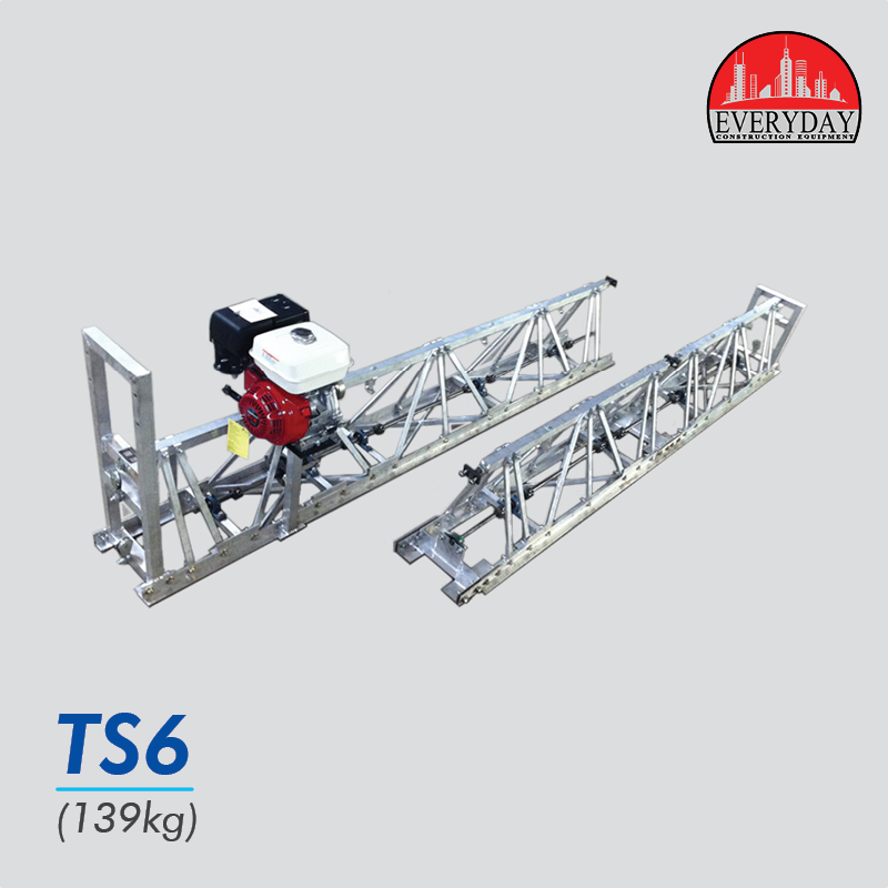 everyday concrete truss screed ts6