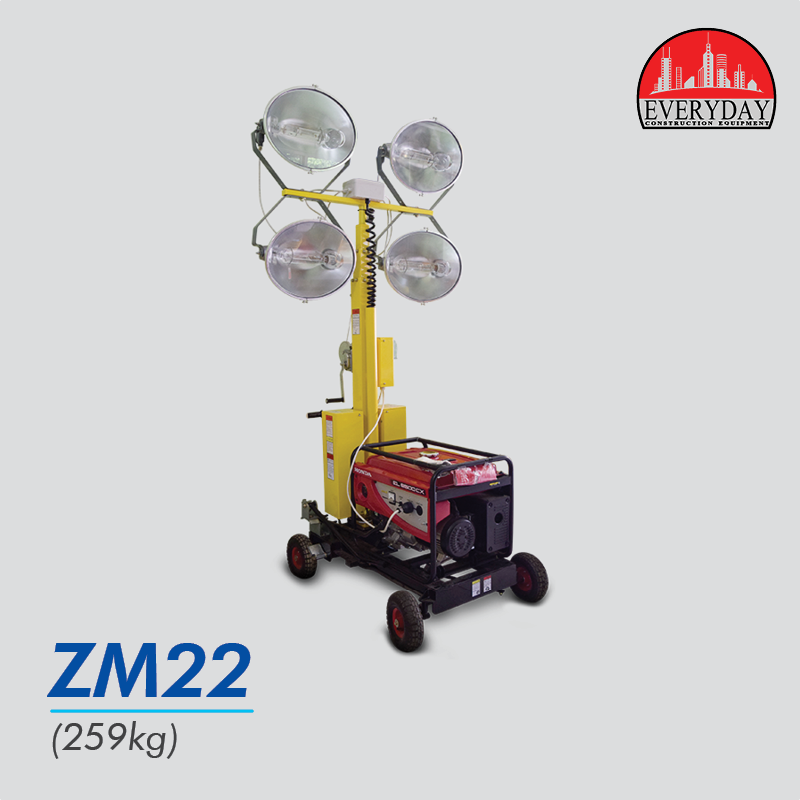 everyday light tower zm22